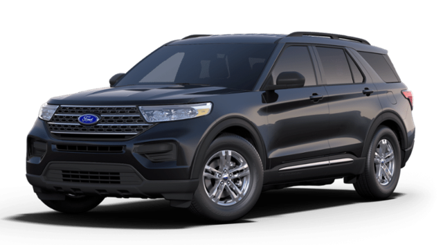 New 2020 Ford Explorer XLT SUV 1FMSK7DH6LGA61596 for Sale in Stafford, TX at Helfman Ford